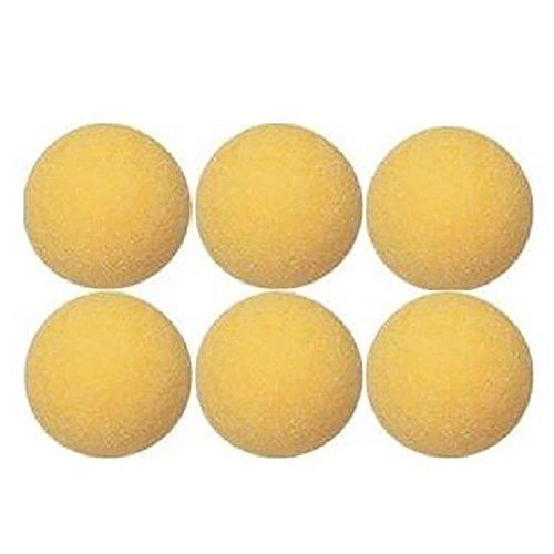 TORNADO 6Offizielles gelb foosballs Dynamo shelti