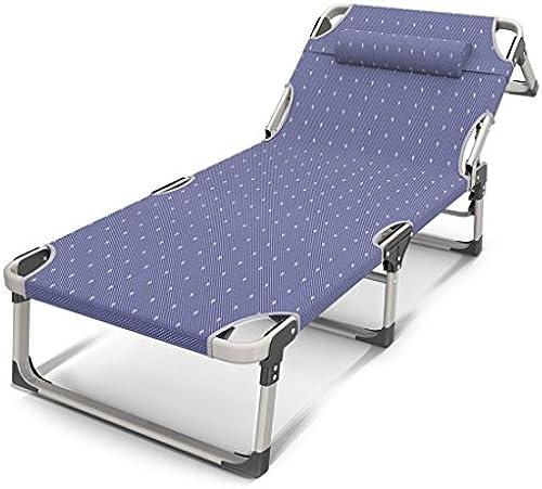 Byx- Klappstuhl für Zuhause Pausa für Mittagessen, tragbares Bett, mehrere Funktionen, für Büro A