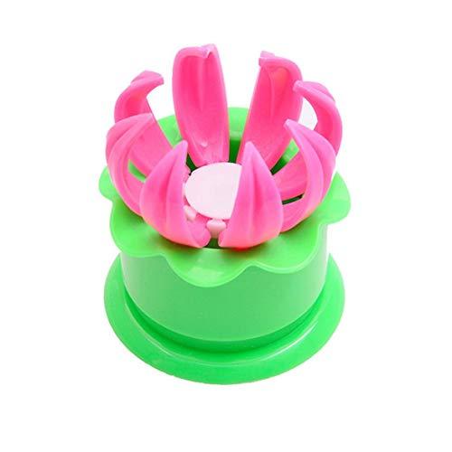 Sylvialuca Kunststoff gedämpfte gefüllte Brötchen Machen Mould-Gebäck-Torte Dampf Bun Dumpling-Hersteller-Form Kochwerkzeug Küchen Gadget