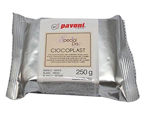 Modellier Schokolade 250g weiß