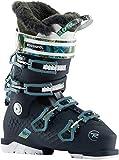 Rossignol Alltrack Pro 80 W Bottes de Ski Femme, Bleu foncé, 24.5
