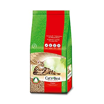 Cat's Best Original - litière pour chats agglutinante - 40L / 17.2kg