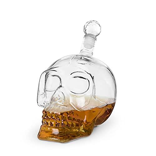 Listado de Licoreras de vidrio, tabla con los diez mejores. 13