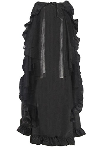 Dark Dreams Gothic Mittelalter LARP Rock Black Mamba - 3