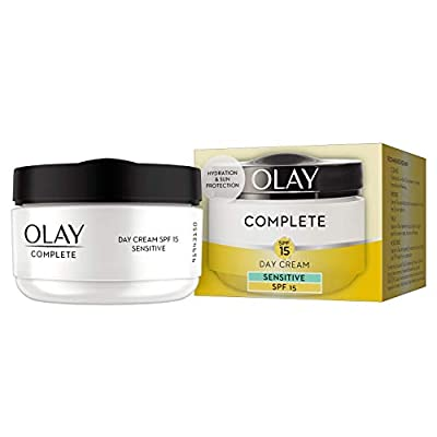 Olay SPF15 Complete 3 in one Moisturiser Day Cream Sensitive, 50 ml from Procter Gamble