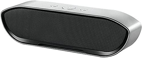 Altavoz Bluetooth inalámbrico portátil mini subwoofer portátil de dos canales soporte de audio TF AUX-1