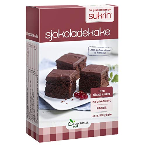 SUKRIN Schokomix Backmischung, 1er Pack (1 x 410 g)