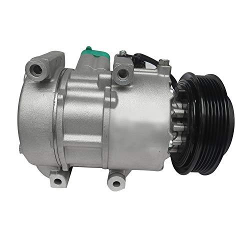 Compresor de Aire Acondicionado Automático Dve16 178305 97701-2S500 471-6025 para Hyundai Tucson 2 2010-2015 4L 2011-2015 Ki a Sportage Todos Los Modelos