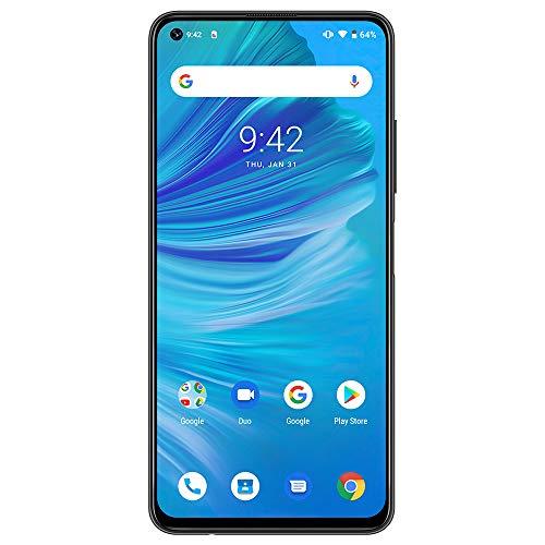 UMIDIGI F2 SIMフリースマートフォン Android 10.0 FHD+ 6.53インチ全画面 パンチホールディスプレイ 48MP+...