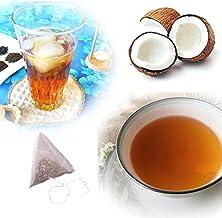 紅茶 フレーバー ほんのり香るココナッツ・フルーツ・フレーバード・ティーバッグ 10個