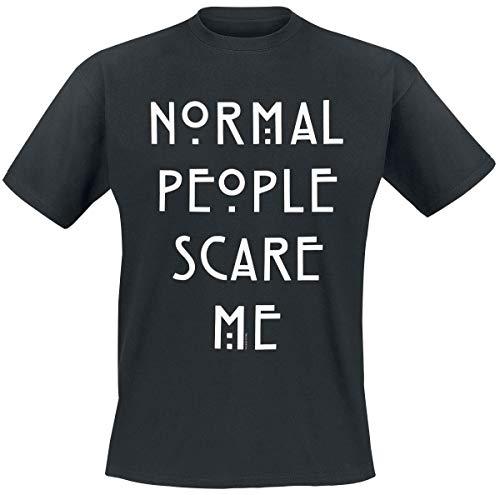 American Horror Story Normal People Männer T-Shirt schwarz XXL