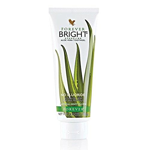 Forever Living Bright Aloe Vera Toothgel - Gel dentifricio all'aloe vera