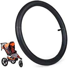 16'' x 1.75/1.95/2.125 Stroller Inner Tube, Heavy Duty Rear Wheel Replacement Tubes, Suitable for Bob Revolution (SE/Flex/Pro/Stroller Strides/Ironman), Baby Trend Expedition Jogger Stroller