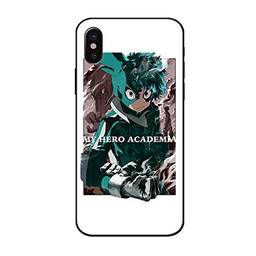 FDSVCSXV Funda de Arte de Anime para iPhon7 / 7plus, Soft TPU con Estilo de Silicona Elegante para iPhone8 / 8 Plus (iPhone All Series),C,iPhone 6s