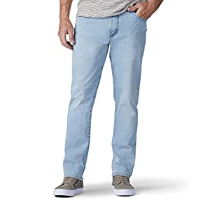 LEE Men's  Regular Fit Tapered Leg Jean