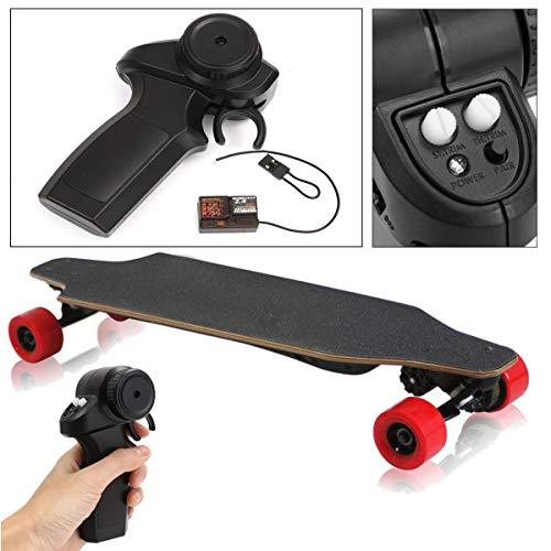 JuM 2,4 GHz Funk-Transmitter Mini Radio Fernbedienung Empfänger Bindung Stecker für Elektro-Skateboard Longboard Fernbedienung Spielzeug in Pa für ferngesteuertes Spielzeug