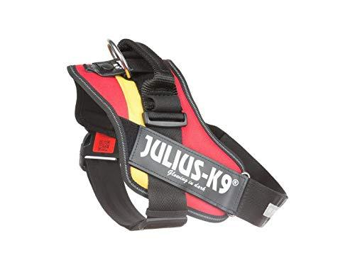 Julius-K9 16IDC-SP-MM IDC-Powerharness, Size: Mini-Mini, Spanish, XS, Multicolor
