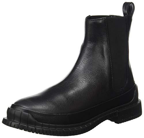 Love Moschino Ja21273g0bja0, Chaussure de Combat Femme, Noir, 40 EU