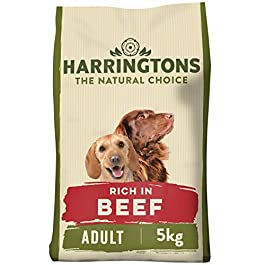 Harringtons Dry Mix Food Packs