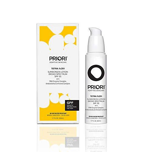 Priori Skincare TETRA SPF 55 Lotion 1.7 fl oz