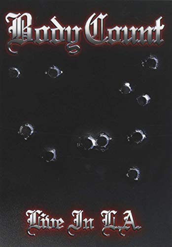 Body Count - Live in L.A. (+ Audio-CD) [2 DVDs]