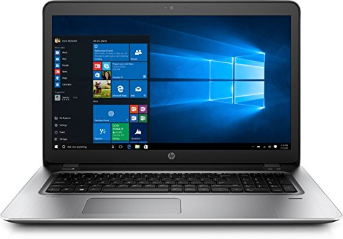HP ProBook 470 G4 2.70GHz i7-7500U Intel Core i7 di settima generazione 17.3' 1600 x 900Pixel Argento Computer portatile