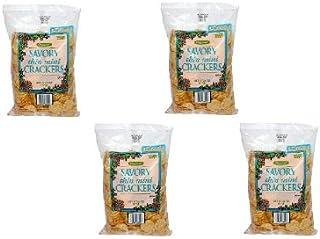 Trader Joe's Original Savory Thin Mini Crackers (4 Pack)