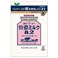 UHA味覚糖 特濃ミルク8.2 88g×6袋入×(2ケース)