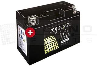 Batterie 12V 8AH YTX9-BS Gel Nitro 50812 GSR 600 ABS WVB9 06-10