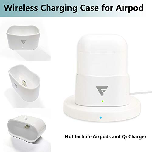 FOINEXX Wireless Charging Case for Apple AirPods