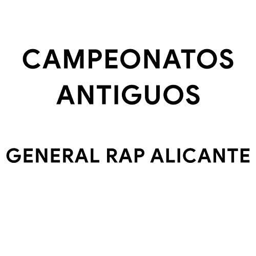 General Rap Alicante
