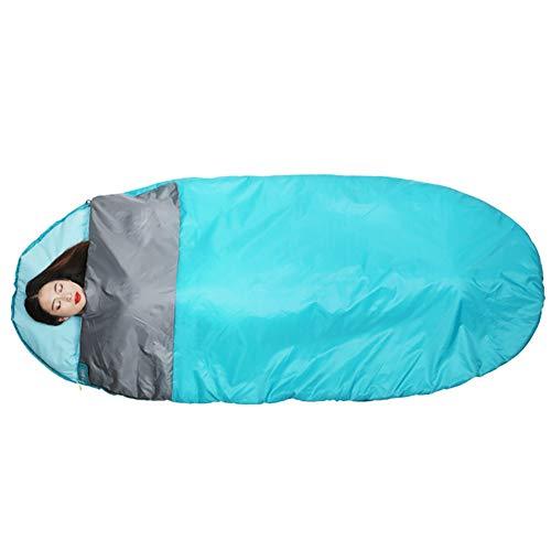 Bolsa De Dormir Al Aire Libre Camping Invierno Espeso Saco De Dormir...