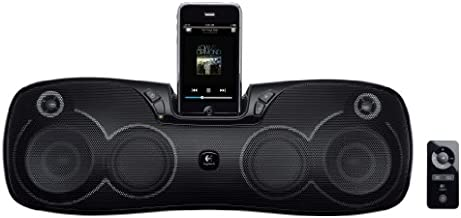 Logitech S715i Portable 30-Pin iPod/iPhone Speaker Dock (Discontinued by Manufacturer)