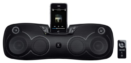 Logitech S715i Portable 30-Pin iPod/iPhone Speaker Dock (Discontinued...