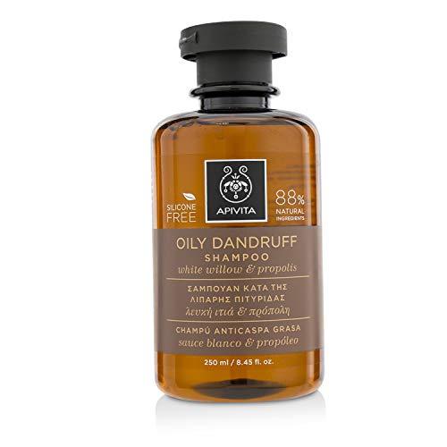 Apivita Anti-Schuppen Shampoo Silber-Weide & Propolis