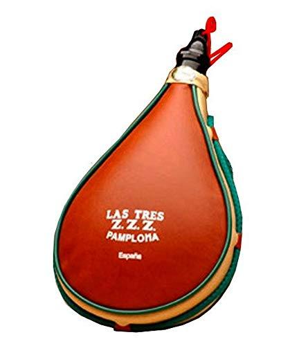 Las Tres Z.Z.Z. Bota de Vino ZetaFlex - 2 litros