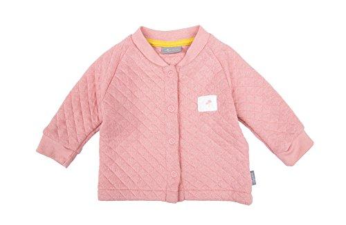 Sigikid Baby-Mädchen, New Born Jacke, Rosa (Blush 621), 50