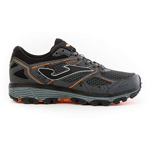 Joma Shock, Zapatillas para Carreras de montaña Hombre, Gris, 39 EU