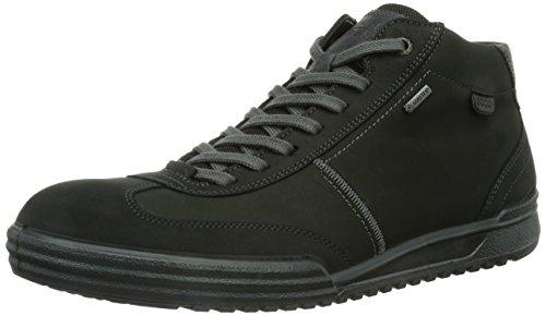Ecco Fraser, Zapatillas de Estar por casa para Hombre, Negro (BLACK/MOONLESS55869), 39 EU