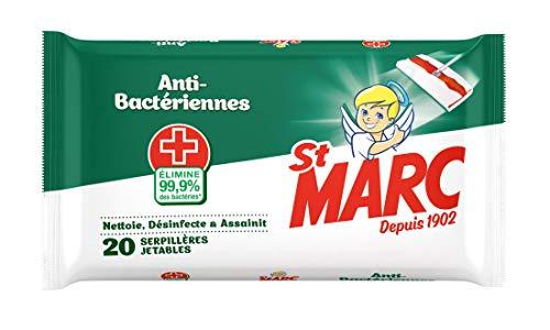 St Marc Serpillières Jetables Imprégnées...