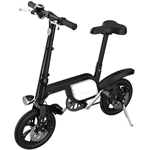 Folding Electric Bike, Aluminium Rahmen Mini Und Kleiner Folding Lithium-Batterie Tragbare Falten Fahrrad