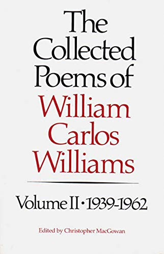 COLL POEMS OF WILLIAM CARLOS W: 1939-1962 (New Directions Paperbook)