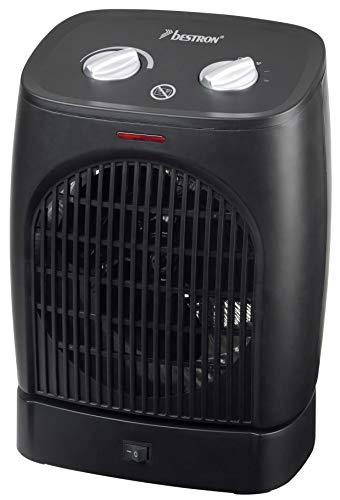 Bestron AFH218 Calefactor, Termostato, Función de Oscilaci�