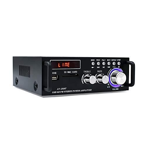 amplificador 200w fabricante Anytek