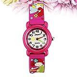 Zoom IMG-1 lioobo fata cartoon bambini orologio