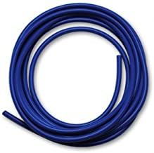 High Performance Silicone Vacuum Hose - 10 feet - .1375