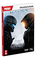 Halo 5 - Guardians Standard Edition Strategy Guide: Prima Official Game Guide de Prima Games