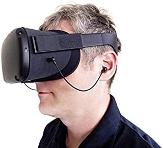 SPECTRASHELL OQ9 イヤホン 高音質Oculus Quest VR(オキュラス クエストVR) ヘッドセット専用