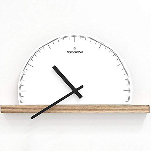 GZWSM Up Saat Wall Saatk Uhren Home Decor Mechanismus Guess Kitchen Digital Silent Digital Large Decorative-Style1