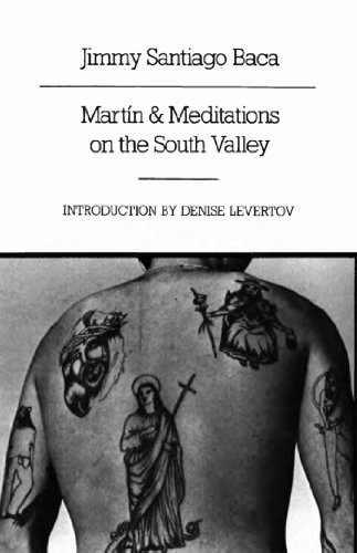 Martín and Meditations on the South Valley: Poems (English Edition)